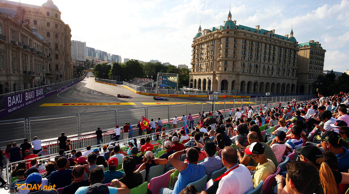 Formula One World Championship Rio Haryanto (IDN) Manor Racing MRT05. 19.06.2016. Formula 1 World Championship, Rd 8, European Grand Prix, Baku Street Circuit, Azerbaijan, Race Day. Motor Racing - Formula One World Championship - European Grand Prix - Race Day - Baku, Azerbaijan Manor Racing Baku Azerbaijan  Formel1 Formel F1 Formula 1 Formula1 GP Grand Prix one Circuit June Europe European Baku Azerbaijan Sunday 19 6 06 2016 Portrait