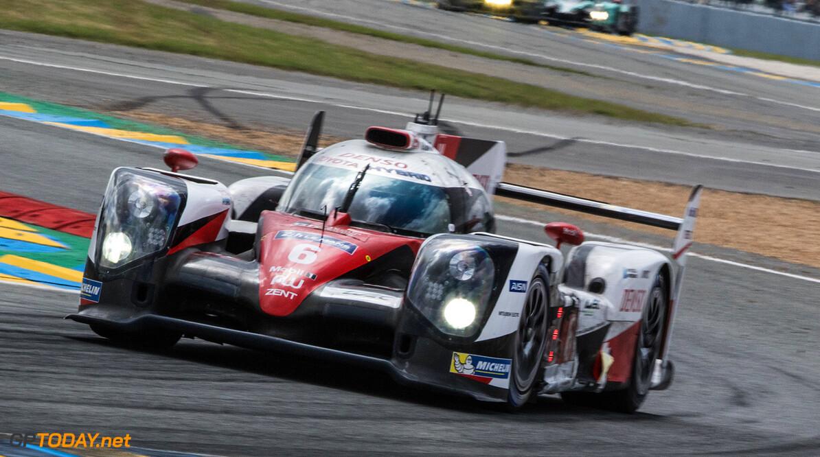 GT7D6009.jpg #6 TOYOTA GAZOO RACING (JPN) / MICHELIN / TOYOTA TS050 - HYBRID / St?phane SARRAZIN (FRA) / Michael CONWAY (GBR) / Kamui KOBAYASHI (JPN)Le Mans 24 Hour - Circuit des 24H du Mans  - Le Mans - France   #6 TOYOTA GAZOO RACING (JPN) / MICHELIN / TOYOTA TS050 - HYBRID / St?phane SARRAZIN (FRA) / Michael CONWAY (GBR) / Kamui KOBAYASHI (JPN)Le Mans 24 Hour - Circuit des 24H du Mans  - Le Mans - France   Gabi Tomescu Le Mans France  Adrenal Media 24h Le Mans Endurance France