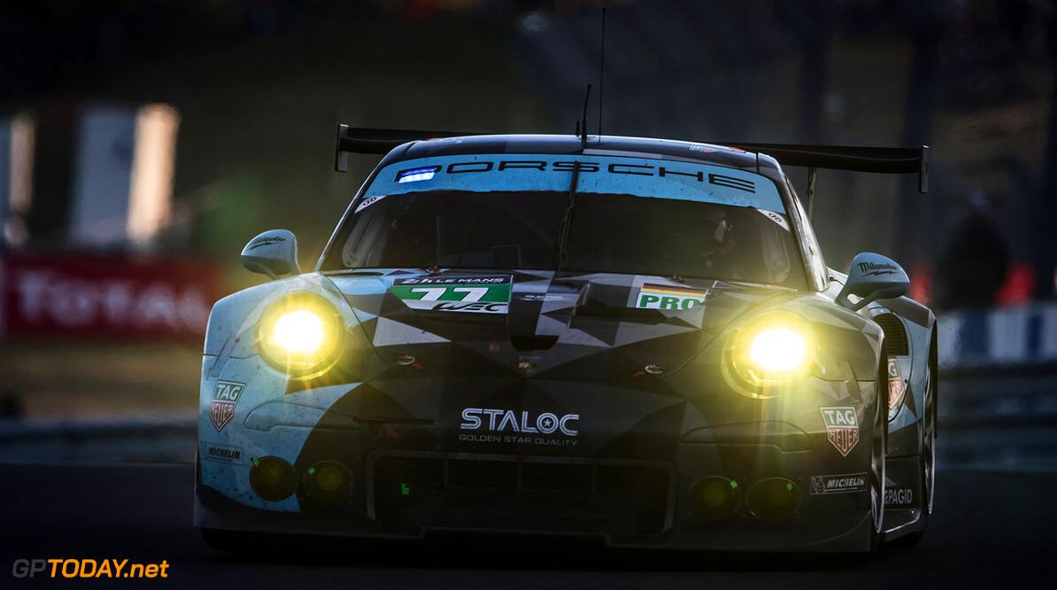 GT7D3380.jpg #77 DEMPSEY-PROTON RACING (DEU) / MICHELIN / PORSCHE 911 RSR (2016) / Richard LIETZ (AUT) / Michael CHRISTENSEN (DNK) / Philipp ENG (AUT)Le Mans 24 Hour - Circuit des 24H du Mans  - Le Mans - France   #77 DEMPSEY-PROTON RACING (DEU) / MICHELIN / PORSCHE 911 RSR (2016) / Richard LIETZ (AUT) / Michael CHRISTENSEN (DNK) / Philipp ENG (AUT)Le Mans 24 Hour - Circuit des 24H du Mans  - Le Mans - France   Gabi Tomescu Le Mans France  Adrenal Media 24h Le Mans Endurance France
