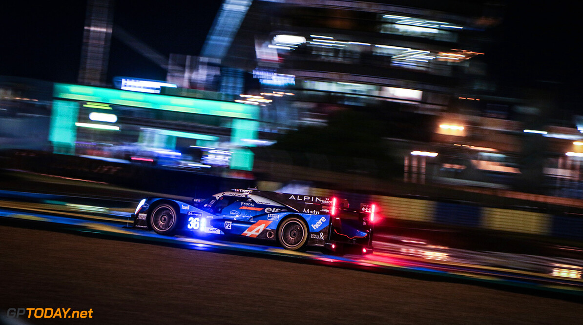 GT7D9733.jpg #36 SIGNATECH ALPINE (FRA) / DUNLOP / ALPINE A460 - NISSAN / Gustavo MENEZES (USA) / Nicolas LAPIERRE (FRA) / St?phane RICHELMI (MCO)Le Mans 24 Hour - Circuit des 24H du Mans  - Le Mans - France   #36 SIGNATECH ALPINE (FRA) / DUNLOP / ALPINE A460 - NISSAN / Gustavo MENEZES (USA) / Nicolas LAPIERRE (FRA) / St?phane RICHELMI (MCO)Le Mans 24 Hour - Circuit des 24H du Mans  - Le Mans - France   Gabi Tomescu Le Mans France  Adrenal Media 24h Le Mans Endurance France