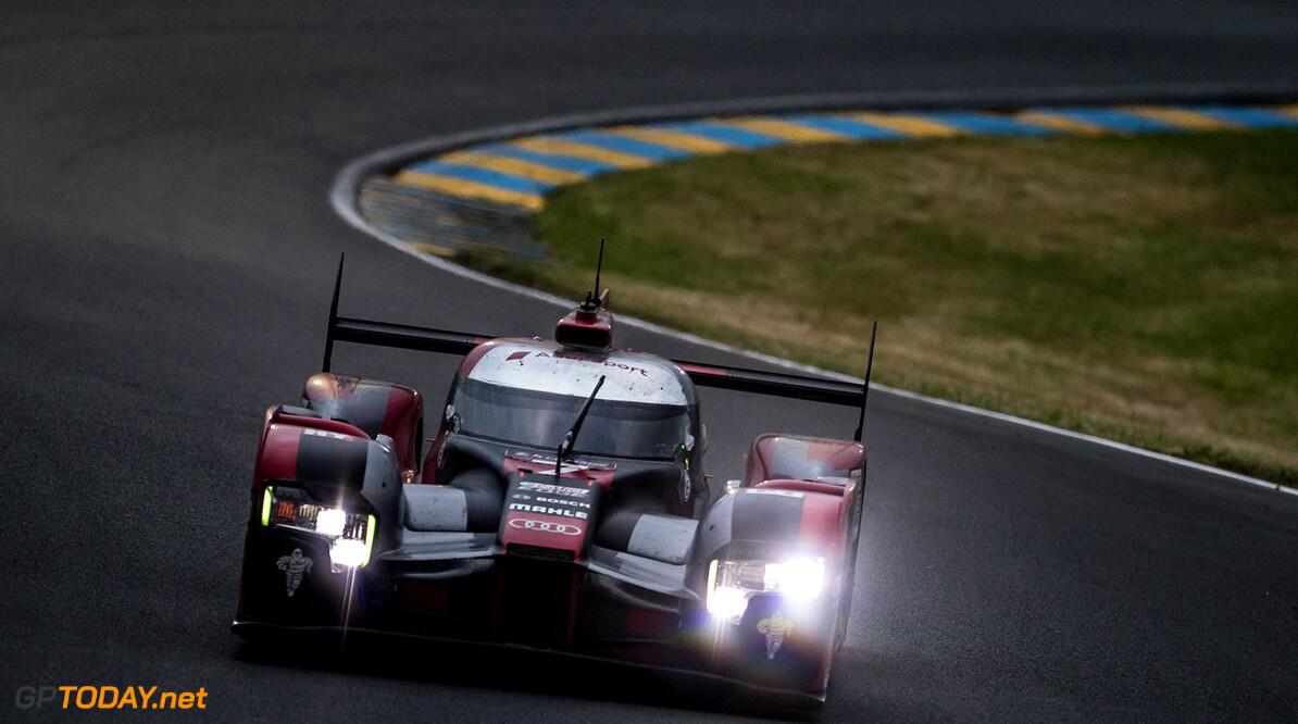 GT7D5458.jpg #7 AUDI SPORT TEAM JOEST (DEU) / MICHELIN / AUDI R18 / Marcel F?SSLER (CHE) / Andr? LOTTERER (DEU) / Beno?t TRELUYER (FRA)Le Mans 24 Hour - Circuit des 24H du Mans  - Le Mans - France   #7 AUDI SPORT TEAM JOEST (DEU) / MICHELIN / AUDI R18 / Marcel F?SSLER (CHE) / Andr? LOTTERER (DEU) / Beno?t TRELUYER (FRA)Le Mans 24 Hour - Circuit des 24H du Mans  - Le Mans - France   Gabi Tomescu Le Mans France  Adrenal Media 24h Le Mans Endurance France