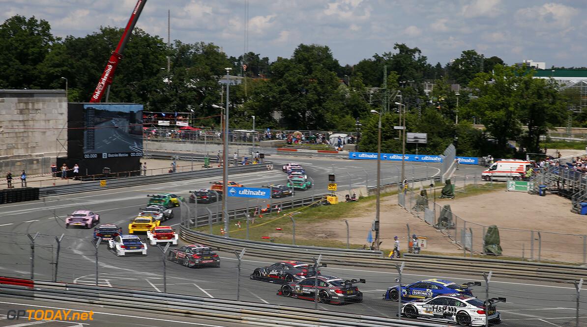 DTM 2016, round 4, race 1, Norisring (DEU) DTM 2016, round 4, race 1, Norisring (DEU), 24. - 26. June 2016 DTM 2016, round 4, race 1, Norisring (DEU) HOCH ZWEI / Thomas Suer N?rnberg Germany  VersandPartnerStandard