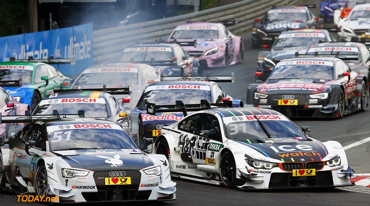 #51 Nico M?ller, Audi RS5 DTM, #31 Tom Blomqvist, BMW M4 DTM