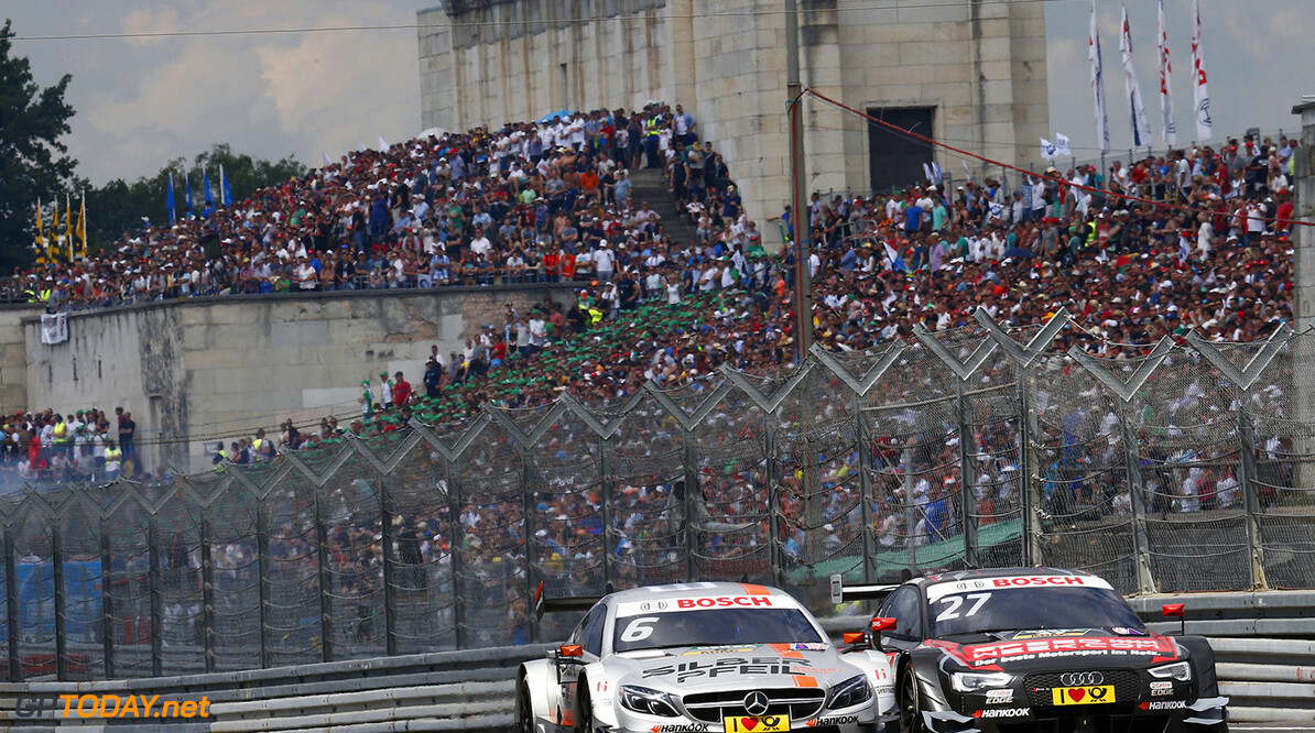 Higher ratings and more visitors to DTM races