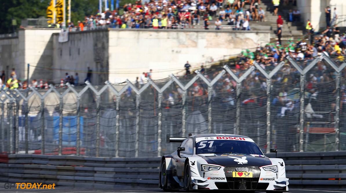 #51 Nico M?ller, Audi RS5 DTM