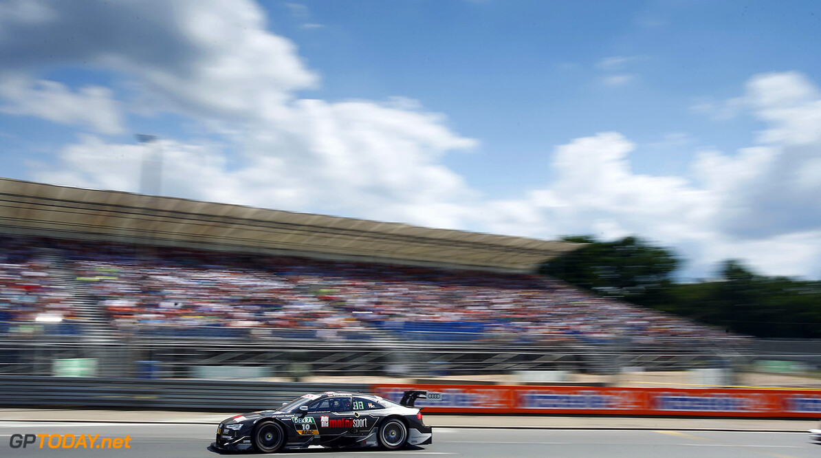 #10 Timo Scheider, Audi RS5 DTM