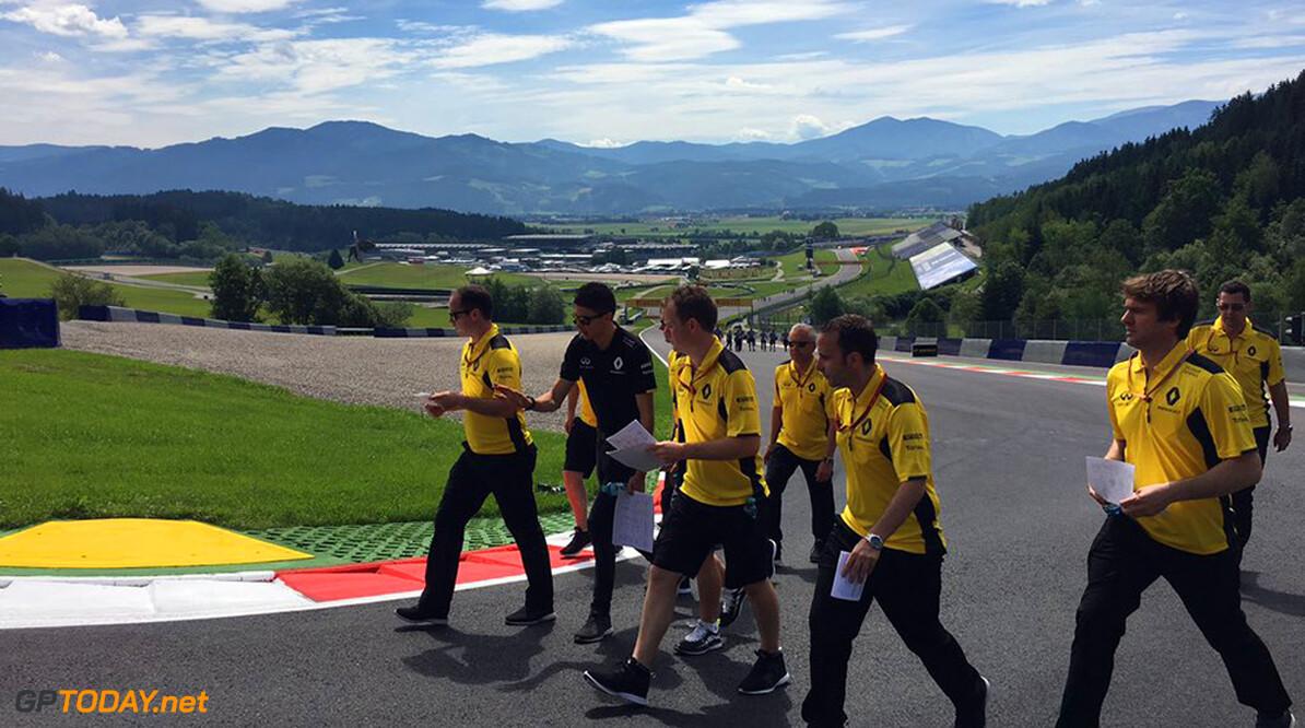 Renault zoekt charismatische eerste coureur voor 2017