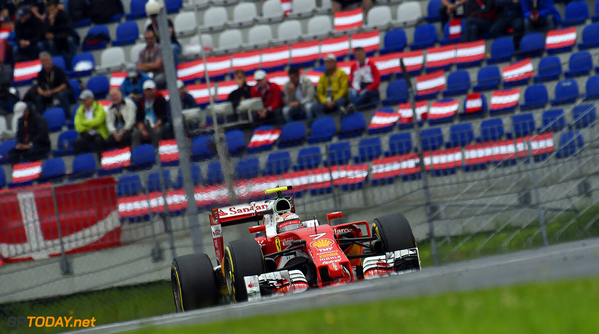 GP AUSTRIA F1/2016  GP AUSTRIA F1/2016 - SPIELBERG (AUSTRIA) (C) FOTO STUDIO COLOMBO PER FERRARI MEDIA ((C) COPYRIGHT FREE) GP AUSTRIA F1/2016  (C) FOTO STUDIO COLOMBO SPIELBERG AUSTRIA