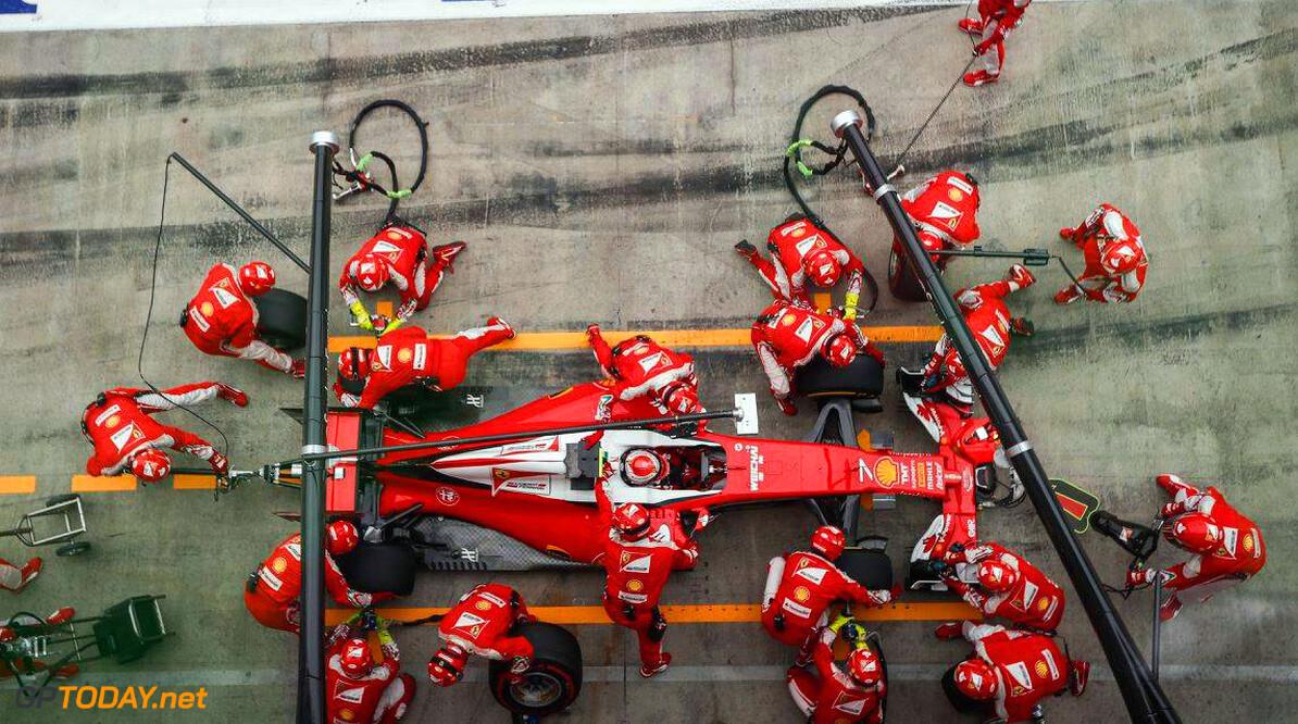 """Vettel: """"Kimi en ik hebben nooit problemen"""""""