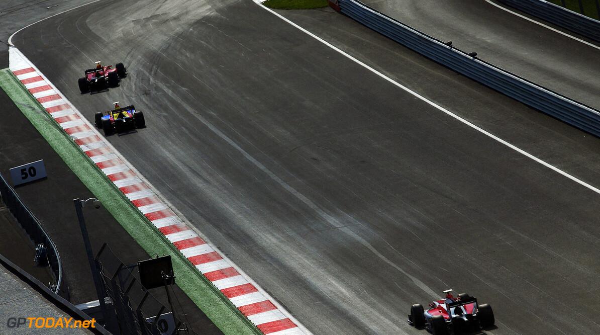 2016 GP2 Series Round 4 Red Bull Ring, Spielberg, Austria Saturday 2 July 2016 Photo: Steven Tee/GP2 Series Media Service ref: Digital Image _X0W3598  Steven Tee    xxx action Race One
