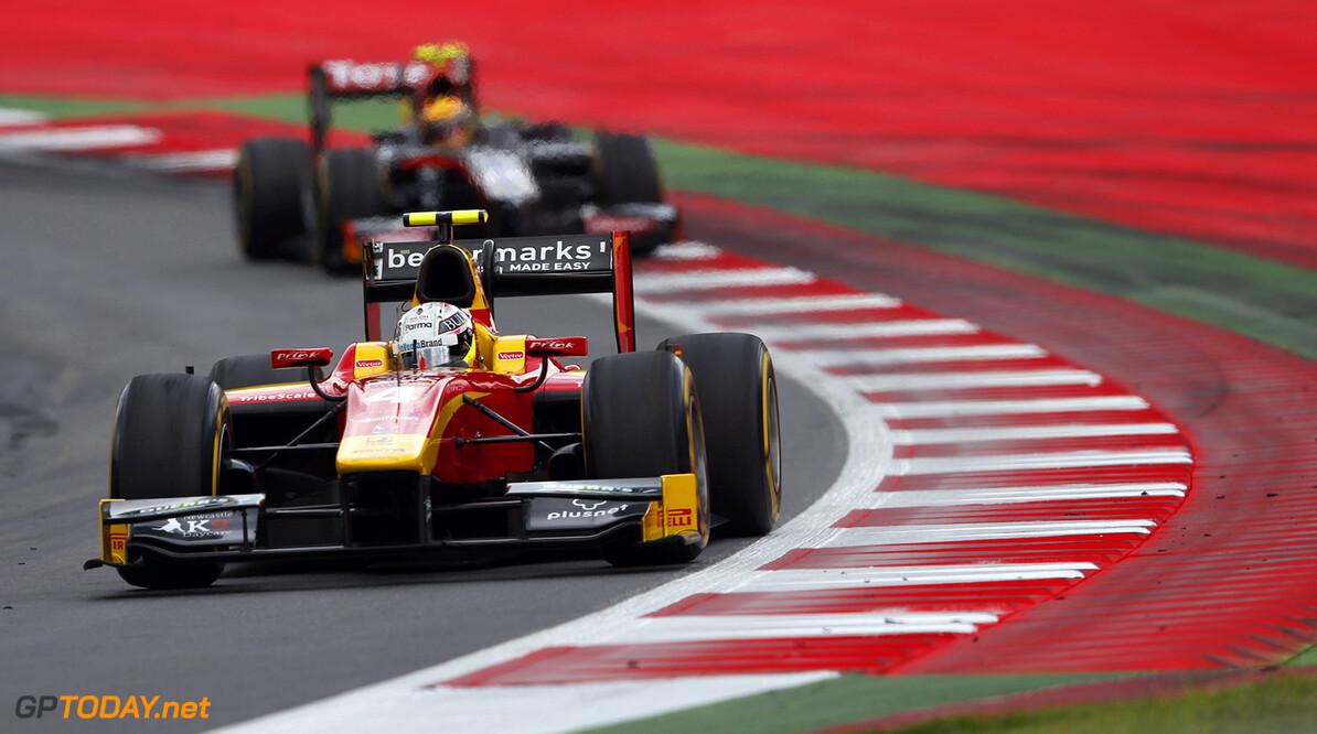 2016 GP2 Series Round 4 Red Bull Ring, Spielberg, Austria Saturday 2 July 2016 Jordan King (GBR, Racing Engineering). Photo: Glenn Dunbar/GP2 Series Media Service ref: Digital Image _W2Q1322      action Race One