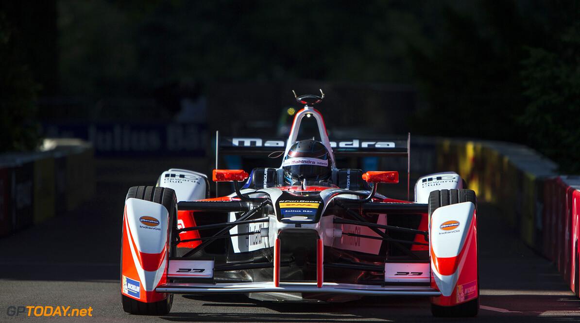 Felix Rosenqvist to drive for Mahindra Racing