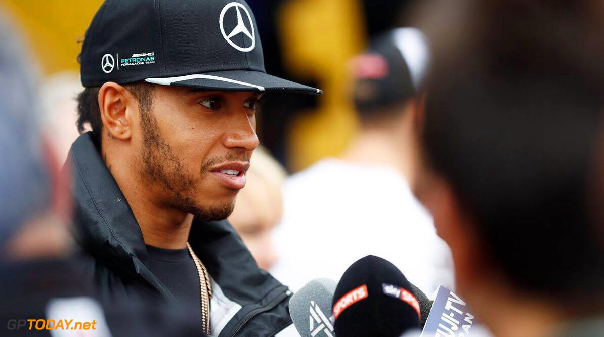 """Hamilton: """"MGU-H interesseert kijkers geen zier"""""""