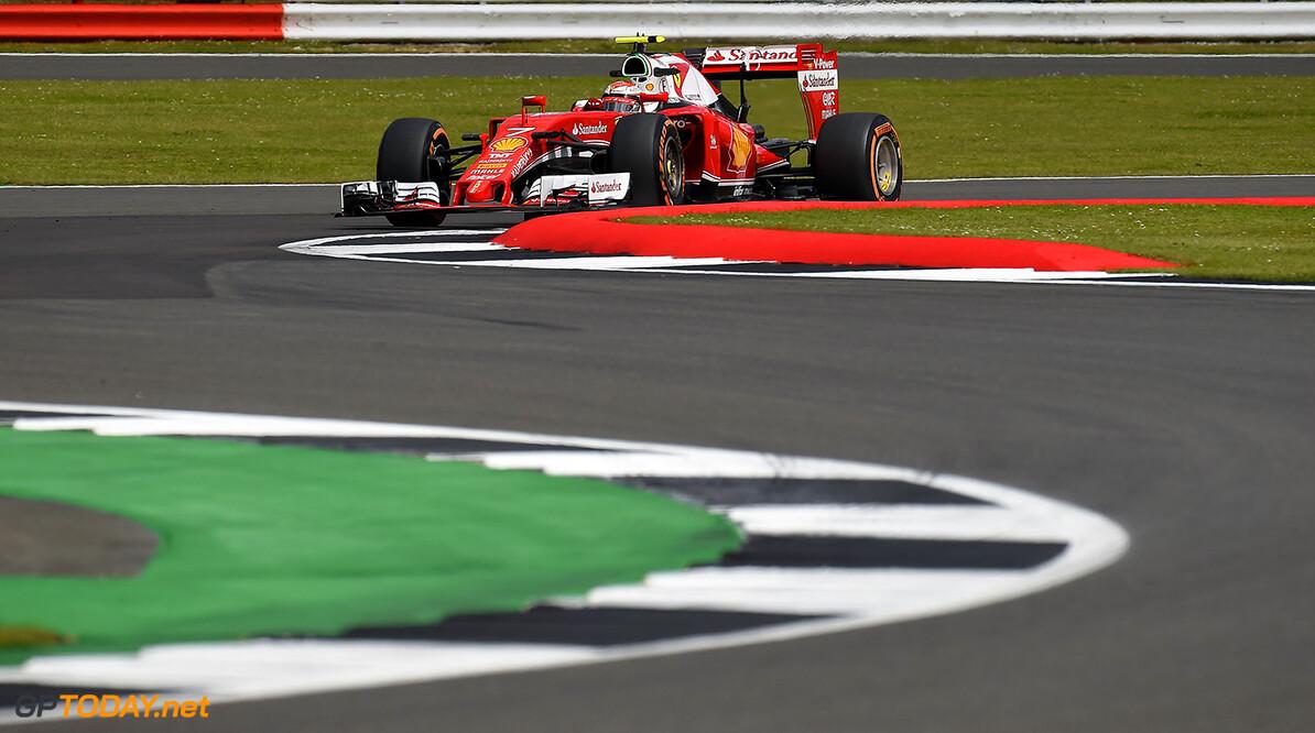 Raikkonen tops final day of Silverstone testing