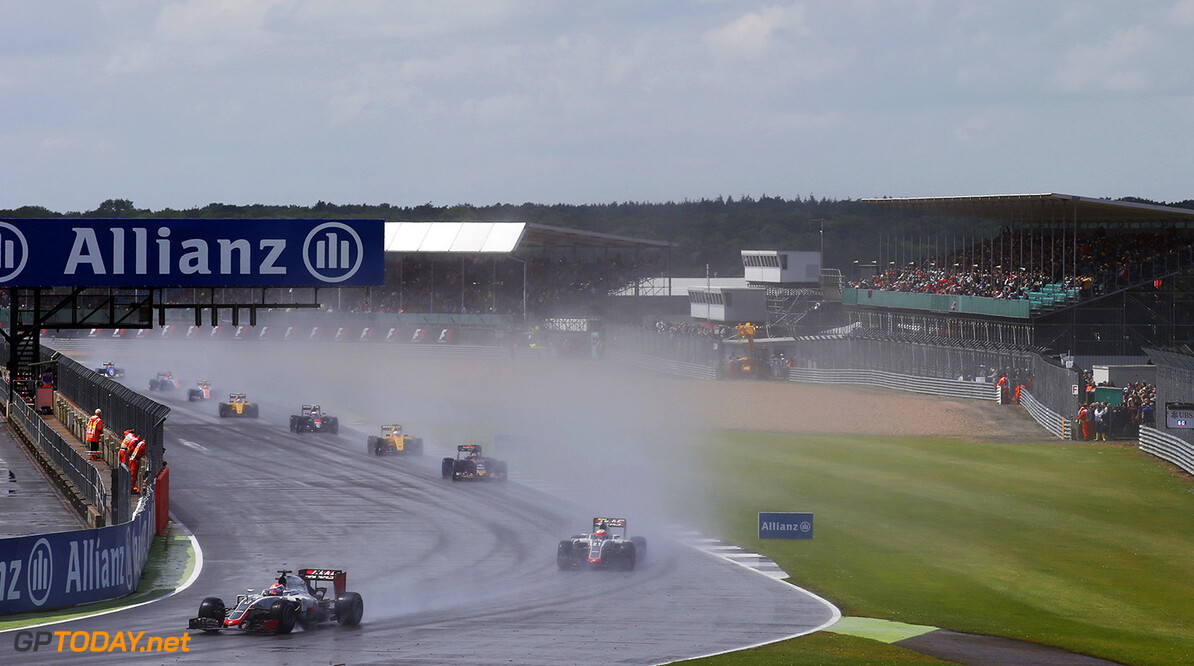 Silverstone, Northamptonshire, UK Sunday 10 July 2016. World Copyright: Sam Bloxham/LAT Photographic ref: Digital Image _SLA4137  Sam Bloxham    f1, formula 1, formula one,  ts-live,,,,,,,