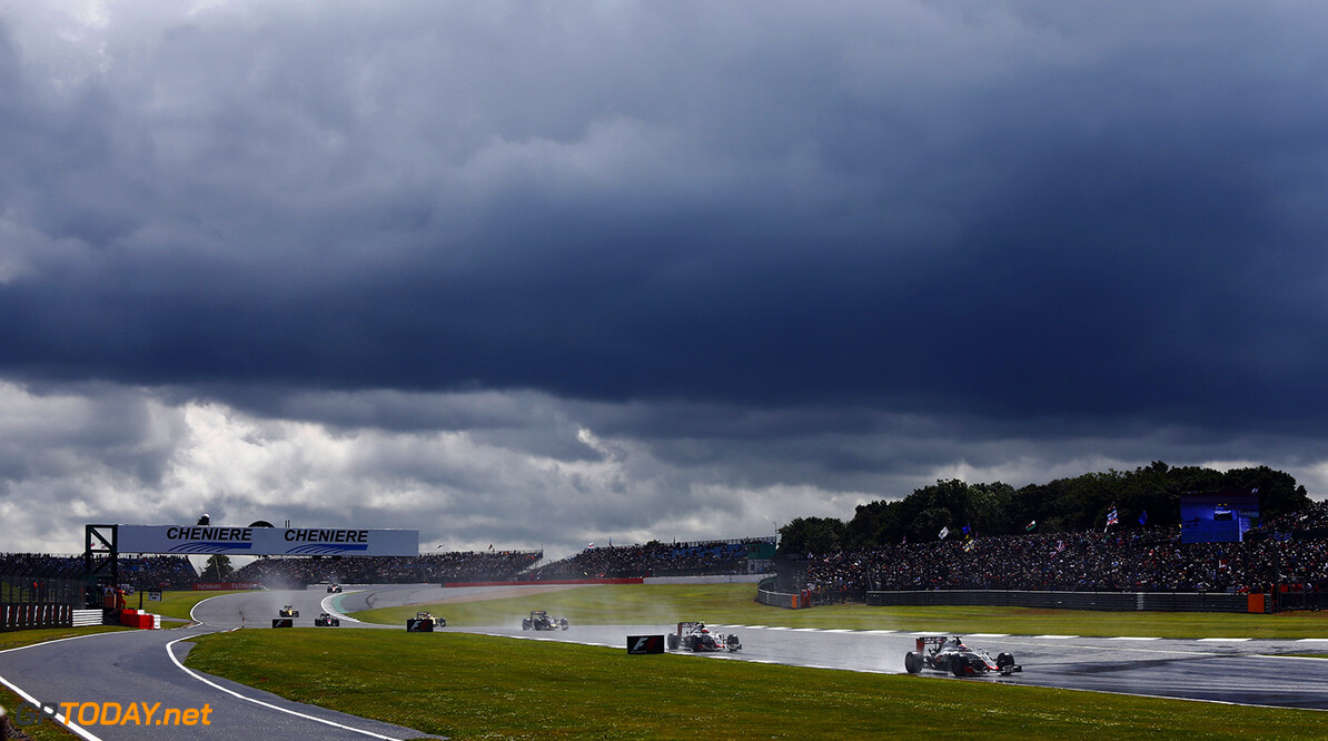 Silverstone, Northamptonshire, UK Sunday 10 July 2016. World Copyright: Zak Mauger/LAT Photographic ref: Digital Image _79P8031  Zak Mauger    f1, formula 1, formula one,  ts-live,,,,,,,