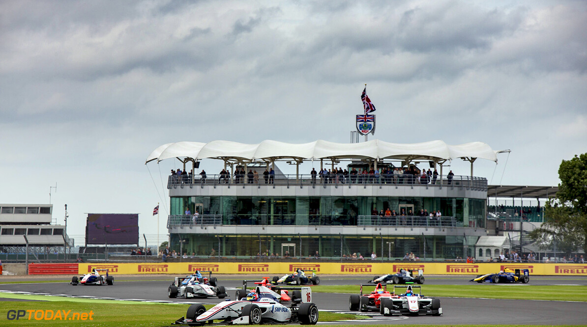 2016 GP3 Series Round 3. 