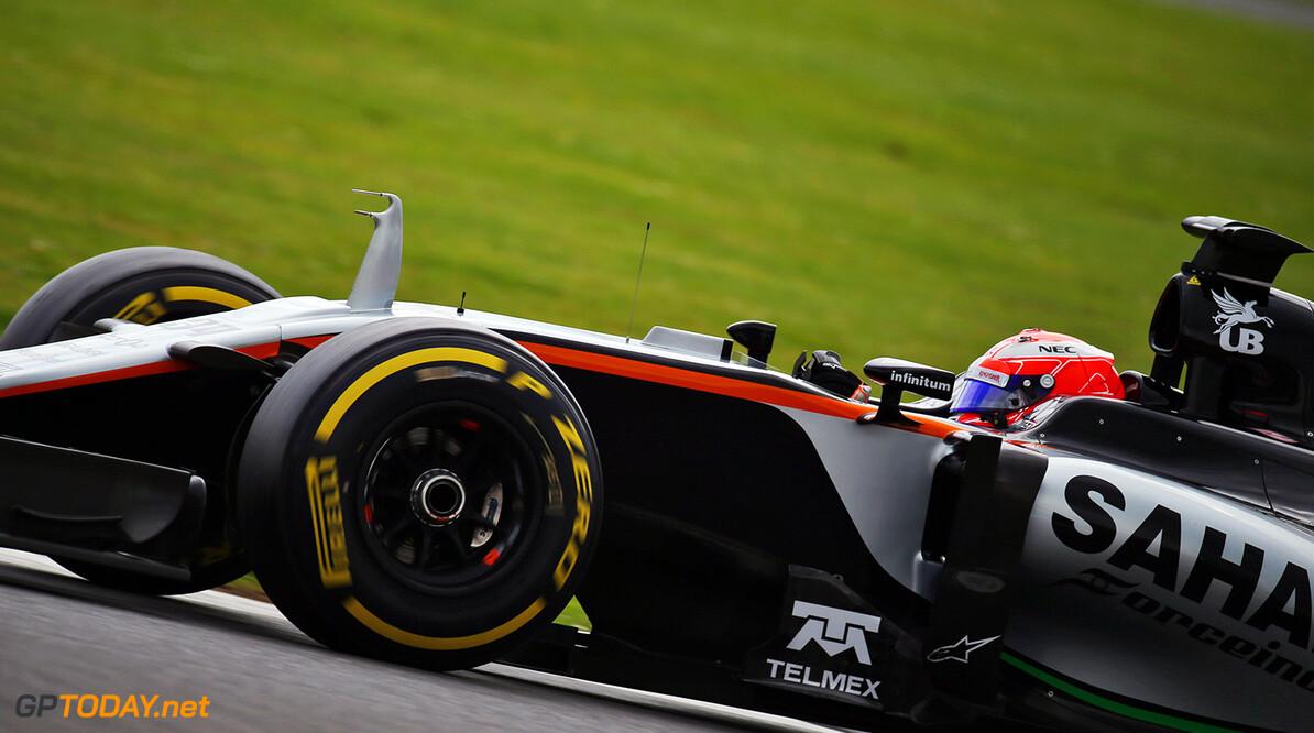 Mazepin en Auer namens Force India bij in-season test