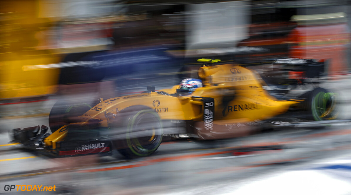 30 PALMER Jolyon (gbr) Renault action during the 2016 Formula One World Championship, Grand Prix of Hungary from July 22 to 24, Hungaroring, Budapest - Photo Alexandre Guillaumot / DPPI F1 - HUNGARY GRAND PRIX 2016  Alexandre Guillaumot Budapest Hongrie  Auto Car Grand Prix Motorsport Race f1 formula 1 formula one formule 1 formule un gp hongrie world championship