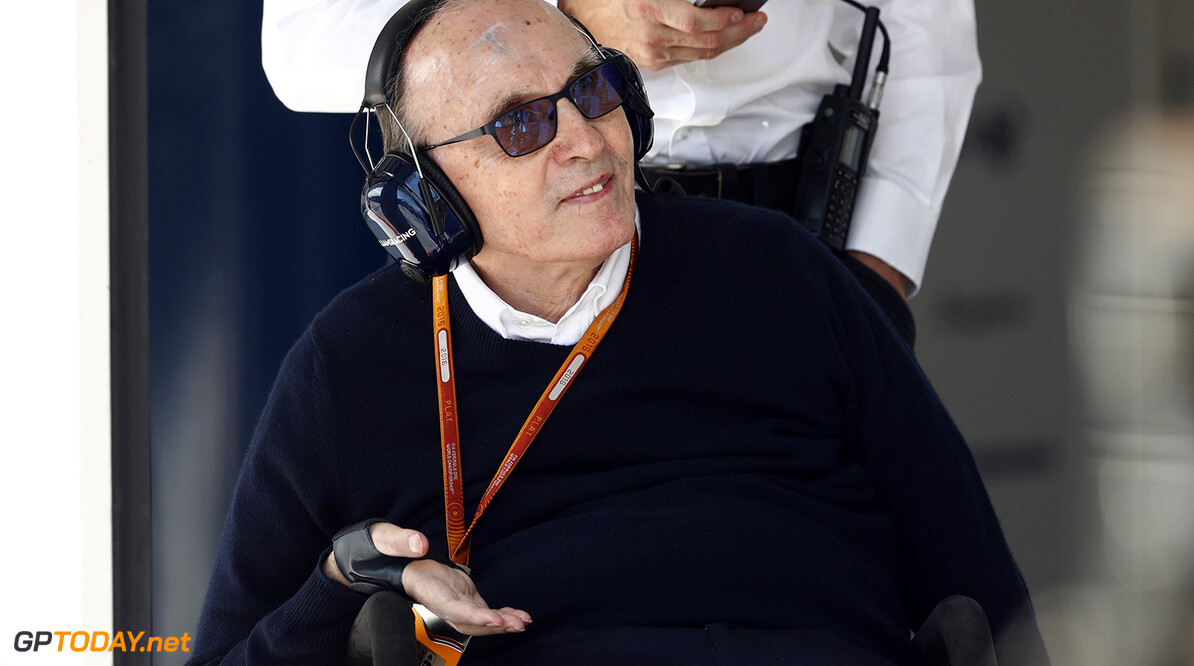 Frank Williams back home and recovering after illness