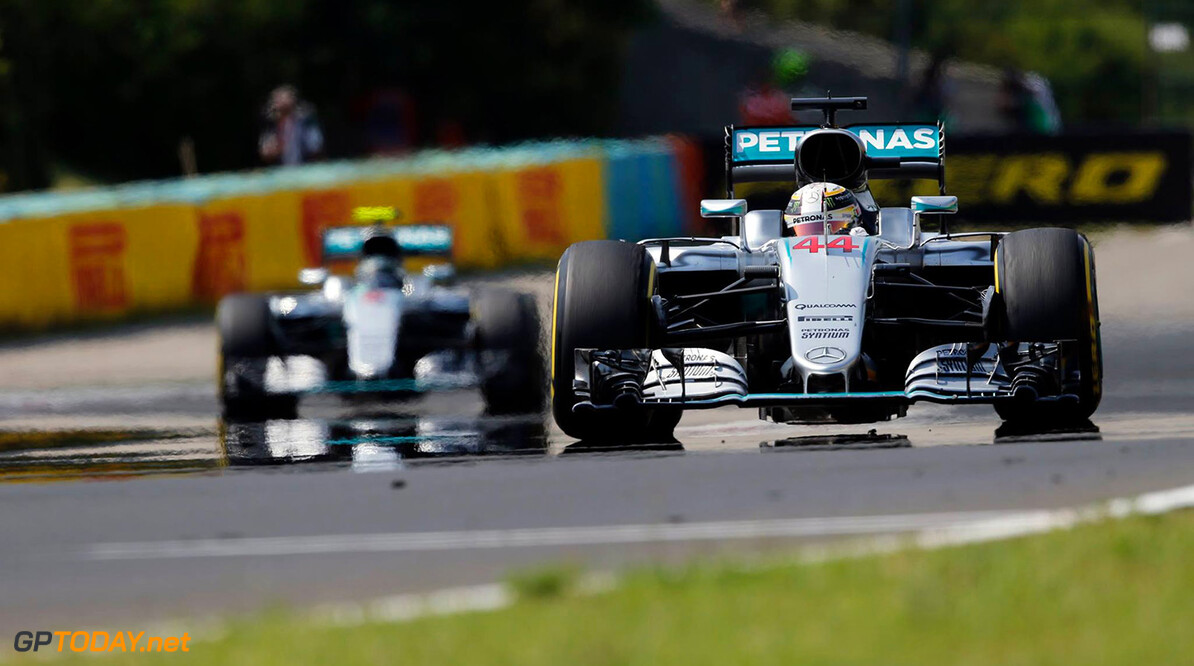 Nico Rosberg not going to drive dirty according to Lewis Hamilton