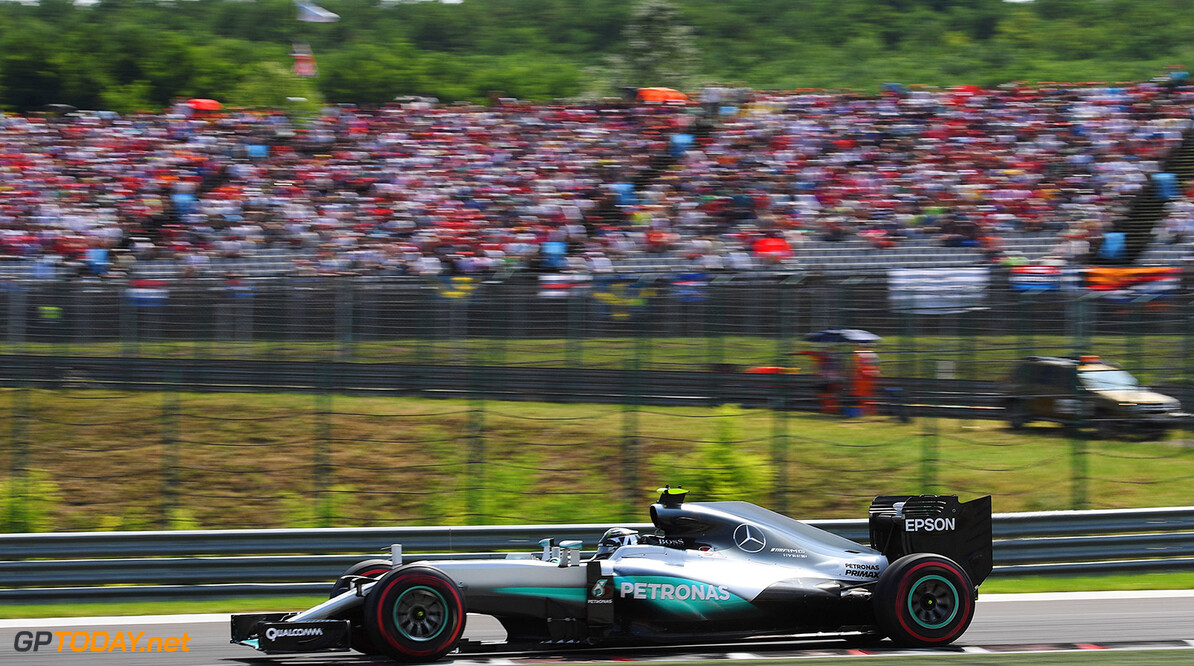 Archivnummer: M37764 Grosser Preis von Ungarn 2016, Sonntag 2016 Hungarian Grand Prix, Sunday Wolfgang Wilhelm Budapest Ungarn  Ungarn Grand Prix Sonntag Nico Rosberg 2016 Hungaroring