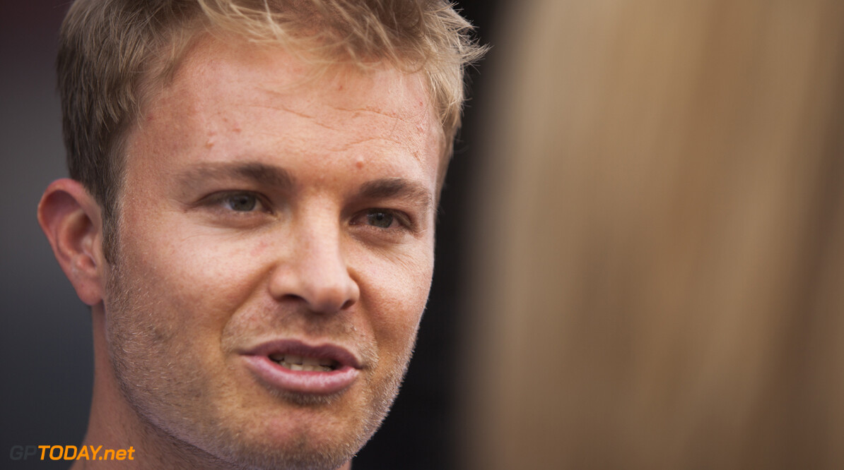 Nico Rosberg unsure of final race approach