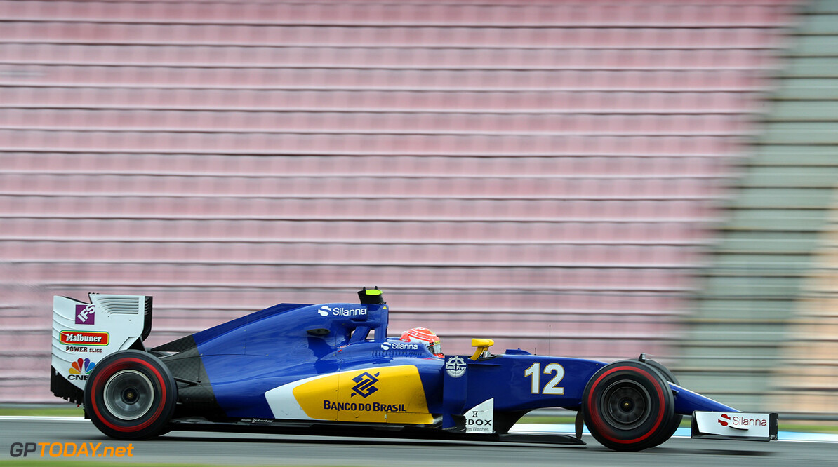 German GP Friday 29/07/16 Felipe Nasr (BRA), Sauber F1 Team.  Hockenheimring.  German GP Friday 29/07/16 Jad Sherif                       Hockenheim Germany  F1 Formula 1 One 2016 action Nasr Sauber