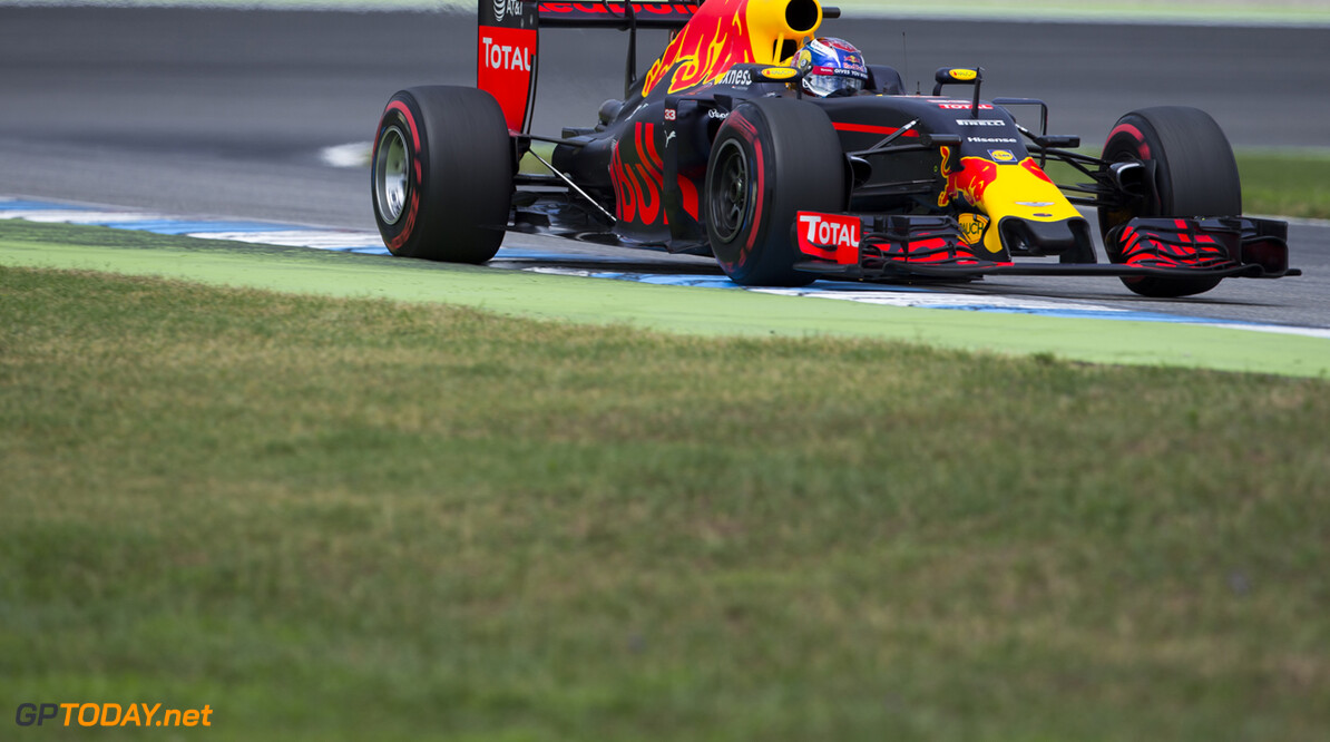 Max Verstappen (NED)  Max Verstappen (NED) Photo credits are committed Hockenheim Germany  Max Verstappen Formula one Formule1 GP country Red Bull Racing F1