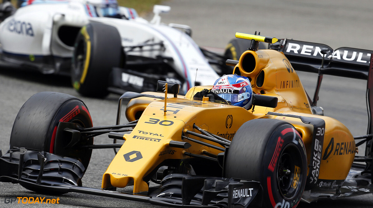 30 PALMER Jolyon (gbr) Renault action during the 2016 Formula One World Championship, Germany Grand Prix from July 29 to 31, in Hockenheim, Germany - Photo Jean Michel Le Meur / DPPI F1 - GRAND PRIX OF GERMANY 2016 Jean Michel Le Meur Hockenheim Allemagne  allemagne auto car f1 formula 1 formula one formule 1 formule un grand prix juillet july motorsport race world championship