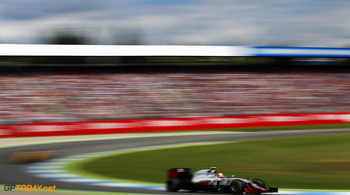Hockenheim, Germany. Sunday 31 July 2016. World Copyright: Steven Tee/LAT Photographic ref: Digital Image _X0W0270  Steven Tee    f1, formula 1, formula one, grand prix, gp,  ts-live,,,,,,,