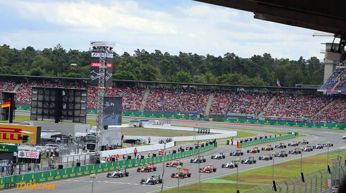 Toto Wolff blames Schumacher, Vettel for German GP ruination