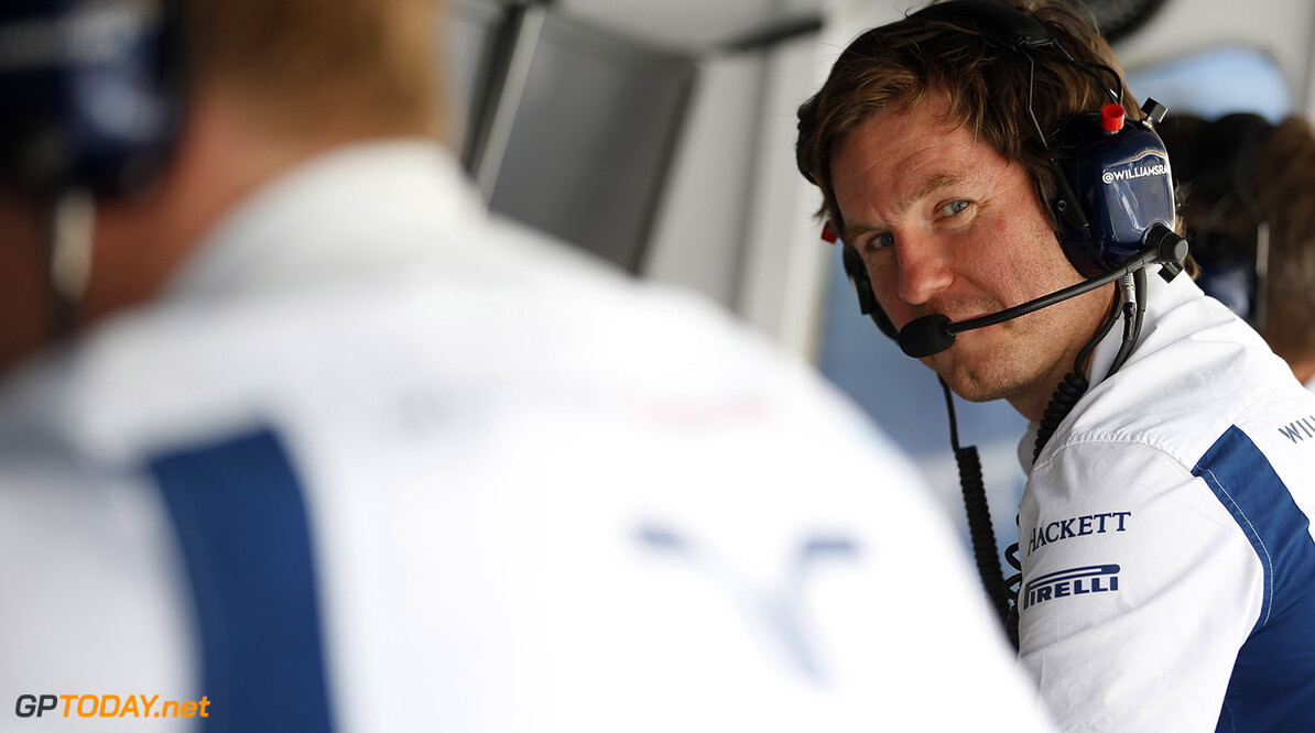 Hockenheim, Germany. Saturday 30 July 2016. Rob Smedley, Head of Vehicle Performance, Williams Martini Racing. Photo: Glenn Dunbar/Williams ref: Digital Image WW2Q2127      Portrait