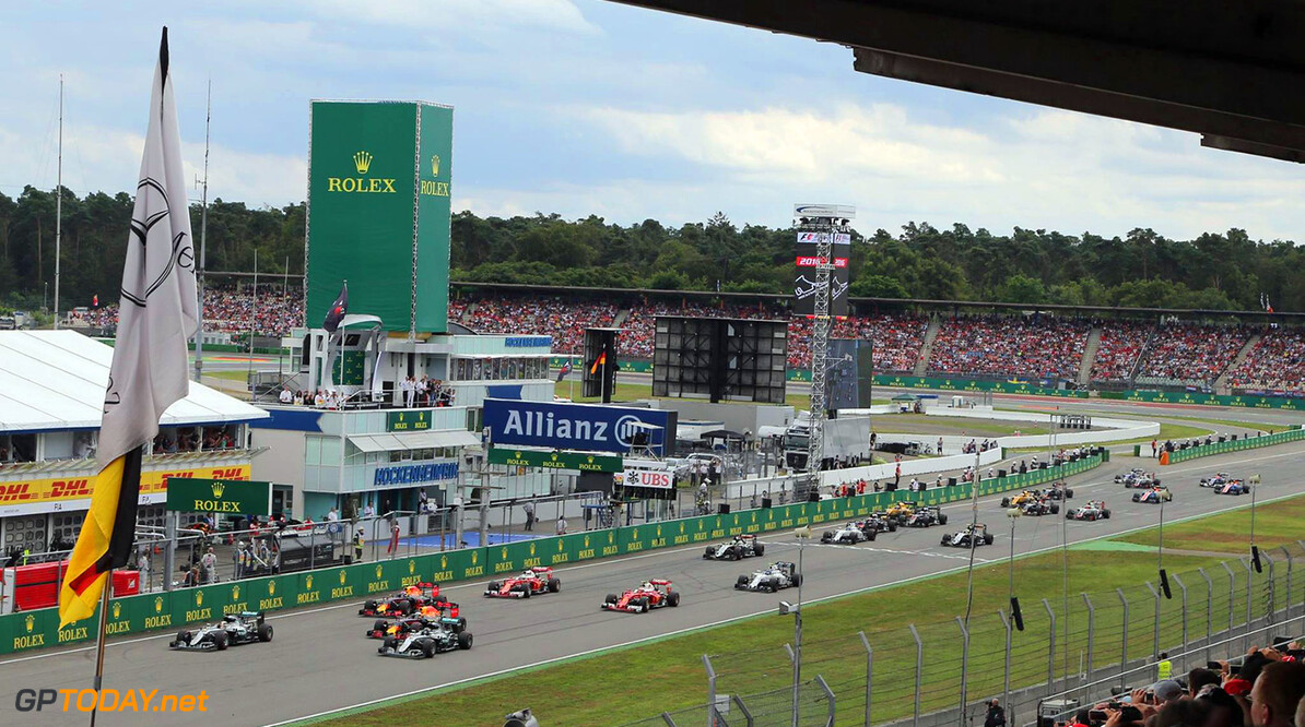German GP still in doubt