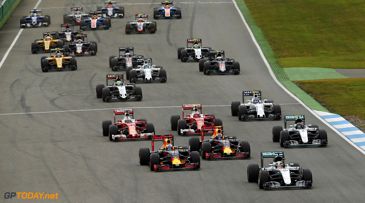 Red Bull minder dan drie tienden achter Mercedes