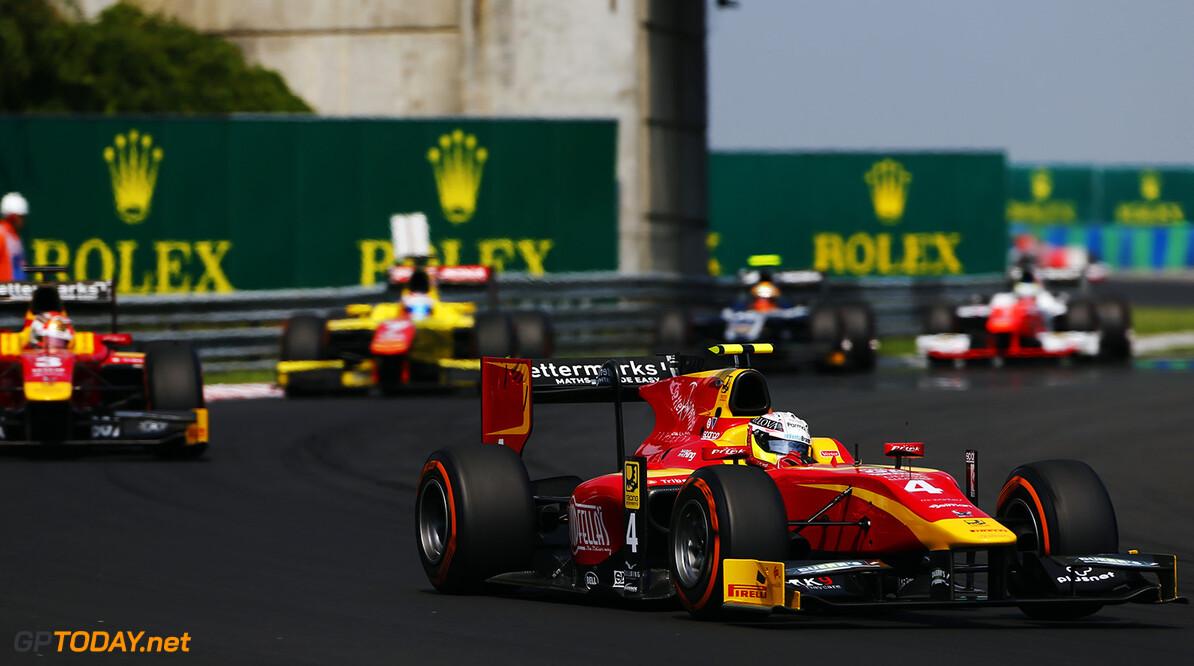 Jordan King (GBR, Racing Engineering  2016 GP2 Series Round 6 Hungaroring, Budapest, Hungary Sunday 24 July 2016  Photo: /GP2 Series Media Service ref: Digital Image _ONY4082