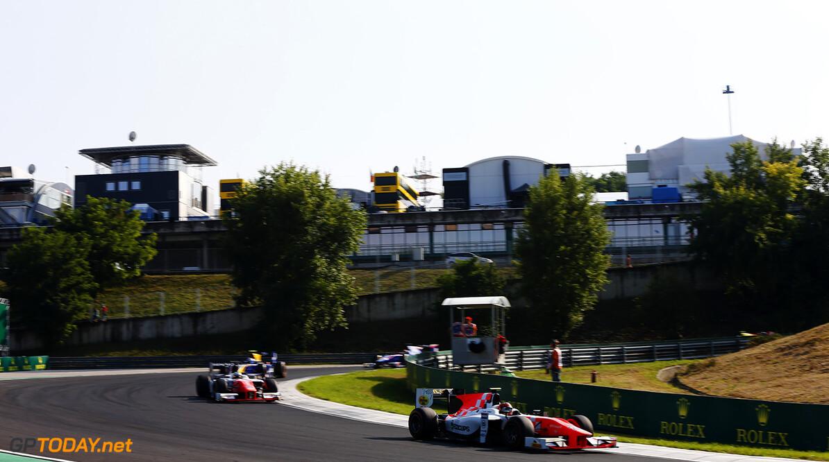 Daniel de Jong (NED, MP Motorsport)  2016 GP2 Series Round 6 Hungaroring, Budapest, Hungary Saturday 23 July 2016  Photo: /GP2 Series Media Service ref: Digital Image _ONZ3421      ts-live