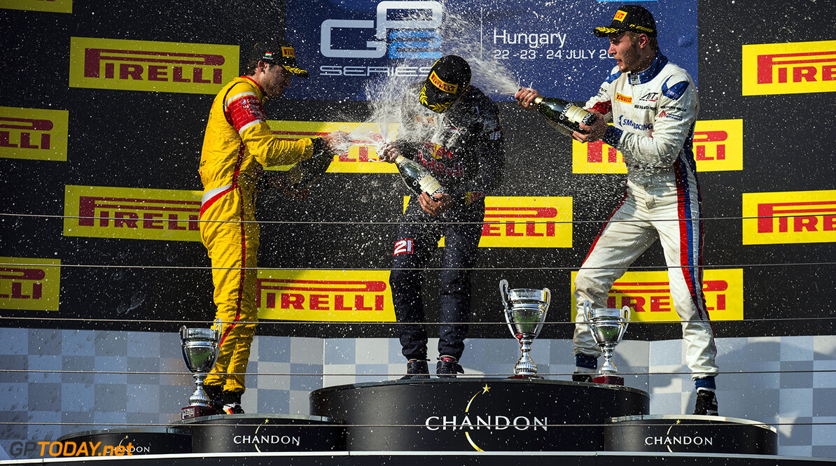 Five title candidates in GP2