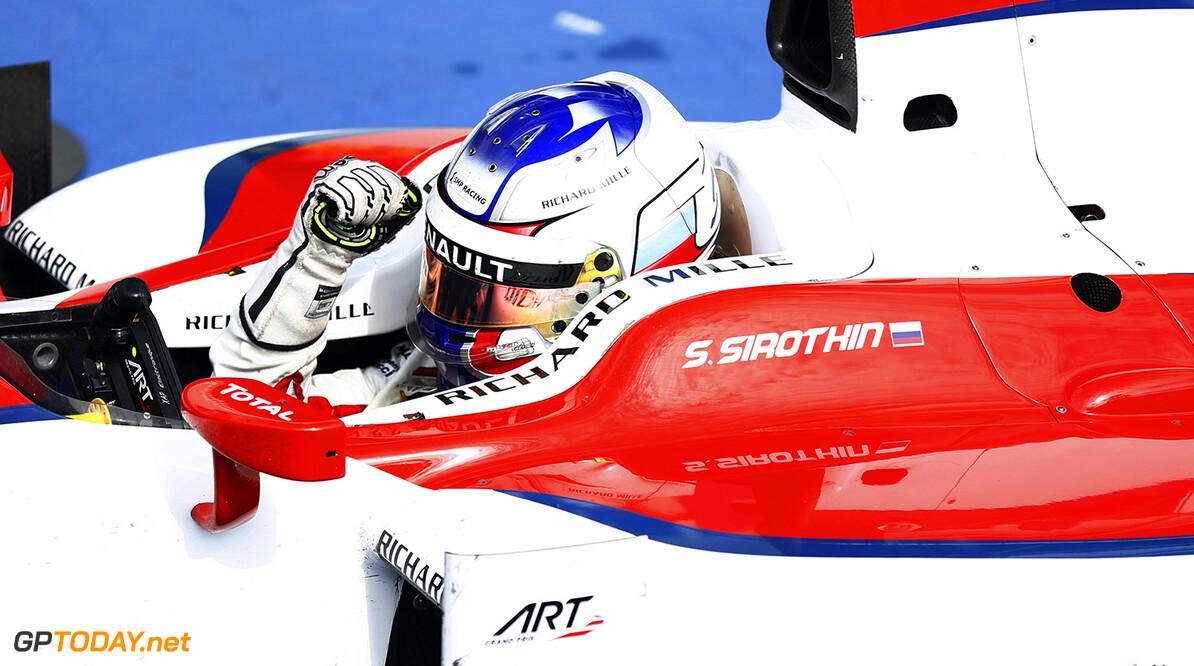 Sergey Sirotkin (RUS, ART Grand Prix)  2016 GP2 Series Round 7 Hockenheim, Germany Saturday 30 July 2016  Photo: /GP2 Series Media Service ref: Digital Image _V2I4370