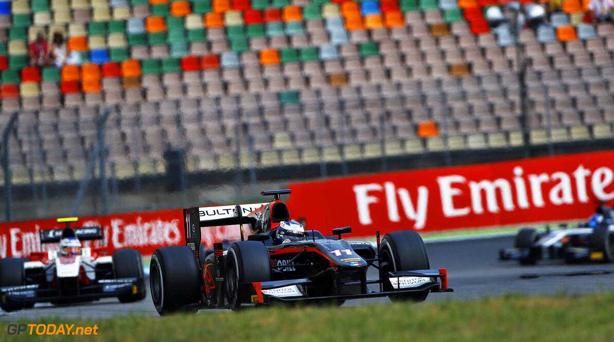 Gustav Malja (SWE, Rapax)  2016 GP2 Series Round 7 Hockenheim, Germany Sunday 31 July 2016  Photo: /GP2 Series Media Service ref: Digital Image _ONY9440      race