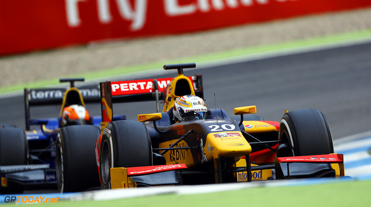 Antonio Giovinazzi (ITA, PREMA Racing)  2016 GP2 Series Round 7 Hockenheim, Germany Sunday 31 July 2016  Photo: /GP2 Series Media Service ref: Digital Image _ONY9323      race