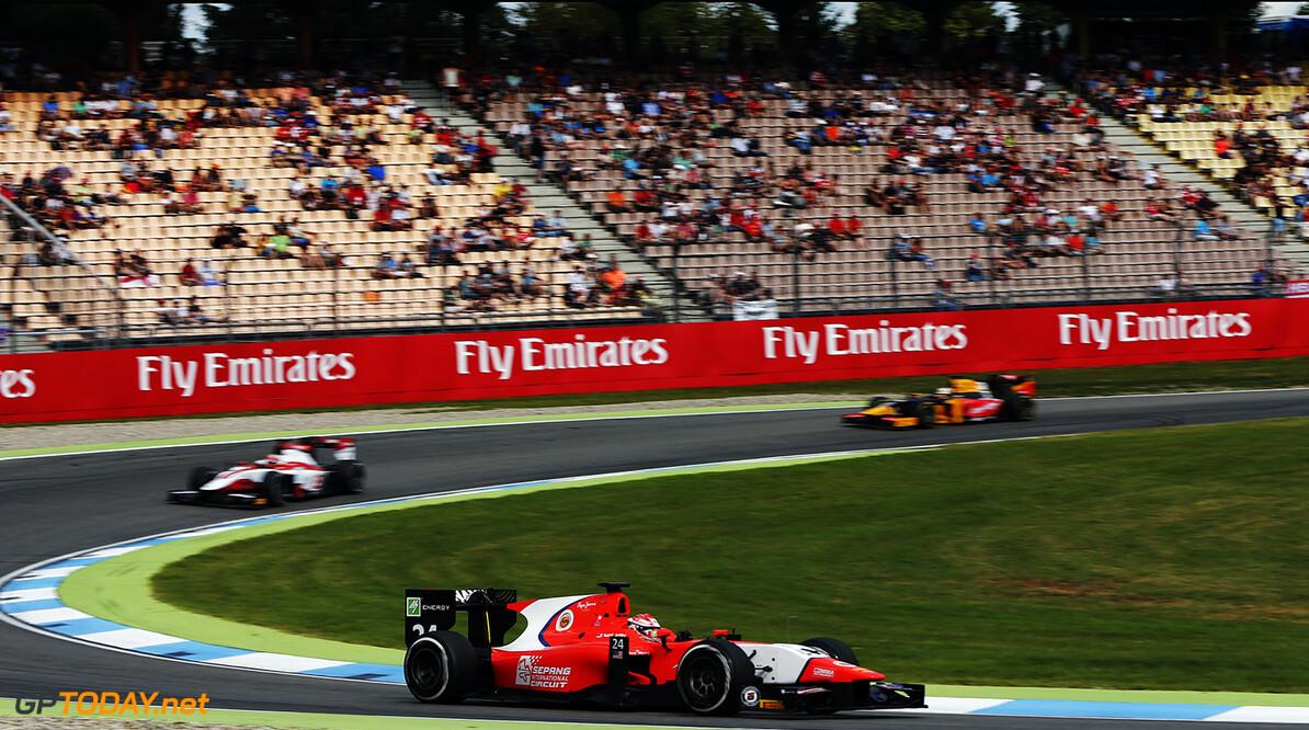 Nabil Jeffri (MAS, Arden International)  2016 GP2 Series Round 7 Hockenheim, Germany Saturday 30 July 2016  Photo: /GP2 Series Media Service ref: Digital Image _ONY7665