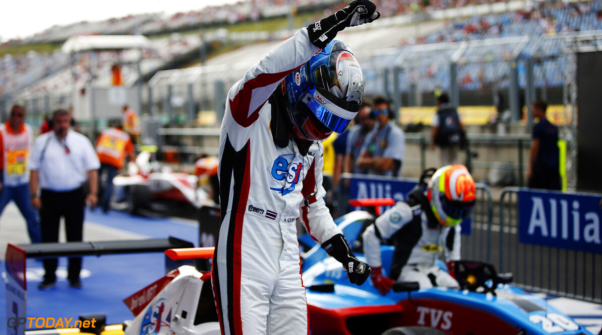 Alexander Albon (THA, ART Grand Prix) 