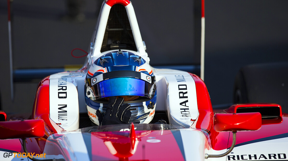 2016 GP3 Series Round 4