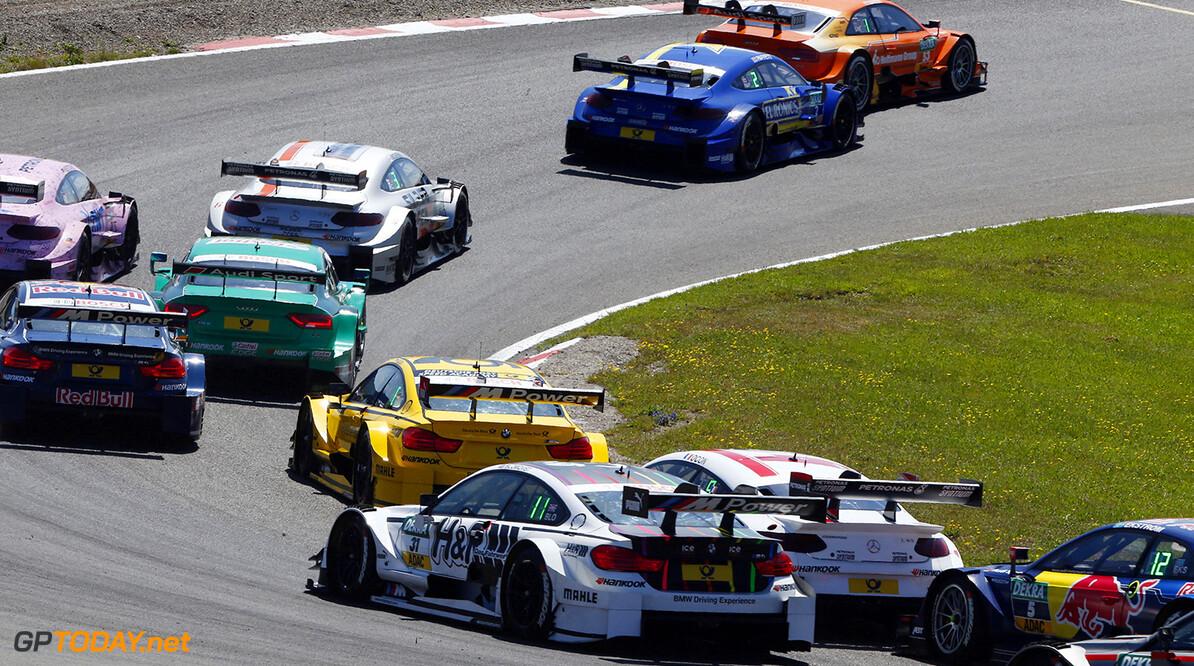 #31 Tom Blomqvist, BMW M4 DTM, #16 Timo Glock, BMW M4 DTM