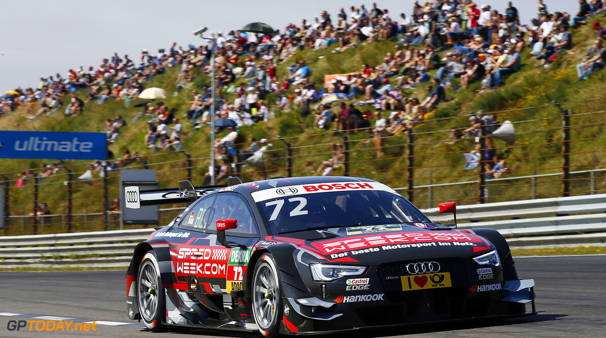 #72 Ren? Rast; Audi RS5 DTM