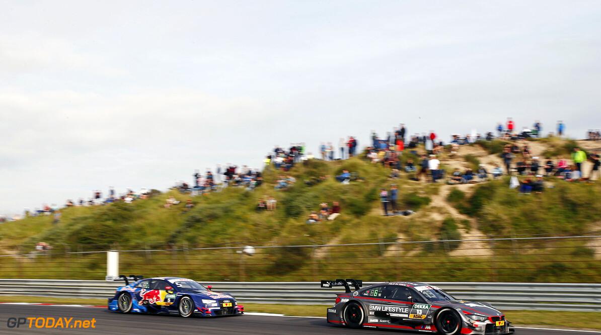 #13 Ant?nio F?lix da Costa, BMW M4 DTM, #5 Mattias Ekstr?m, Audi RS5 DTM