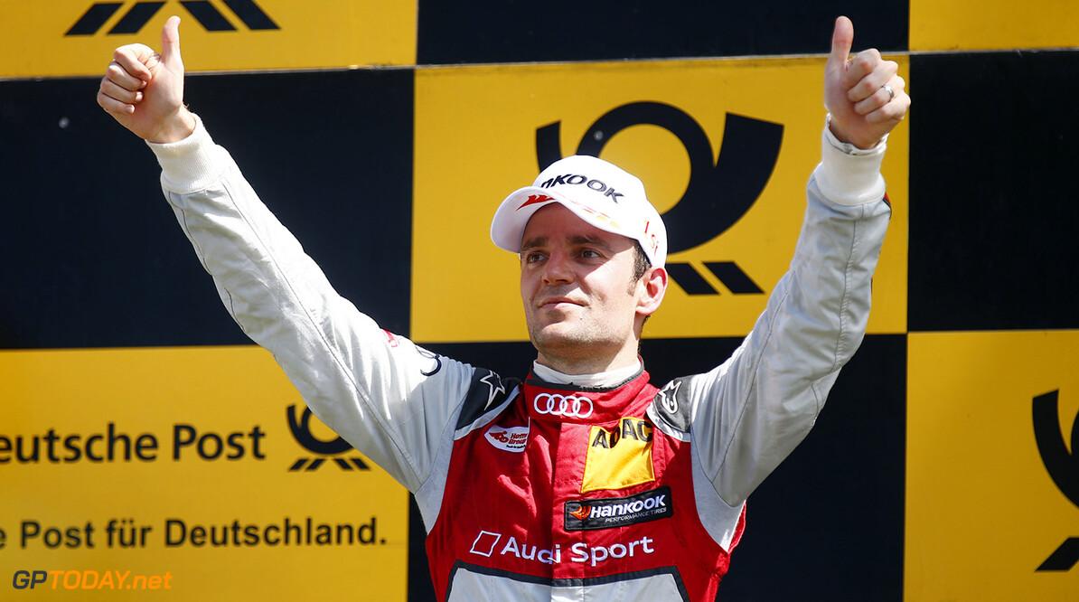 #53 Jamie Green, Audi RS5 DTM