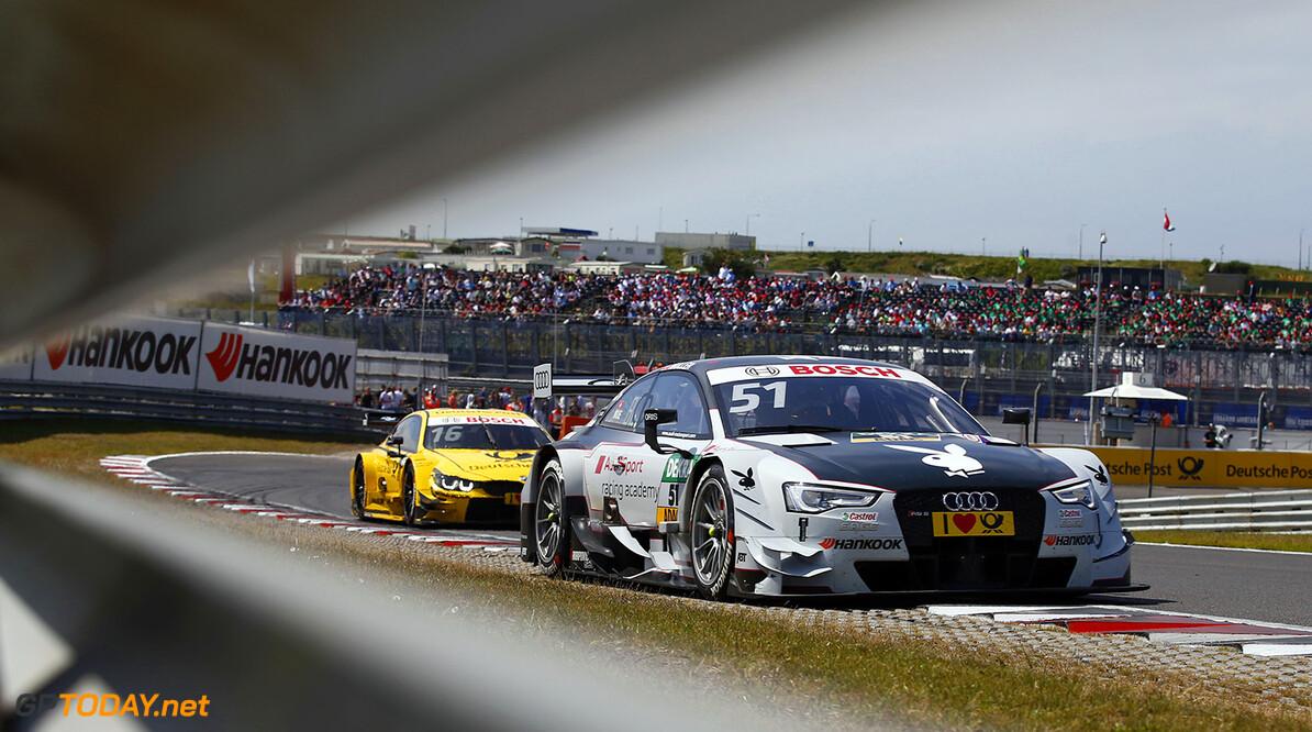 #51 Nico M?ller; Audi RS5 DTM; #16 Timo Glock; BMW M4 DTM