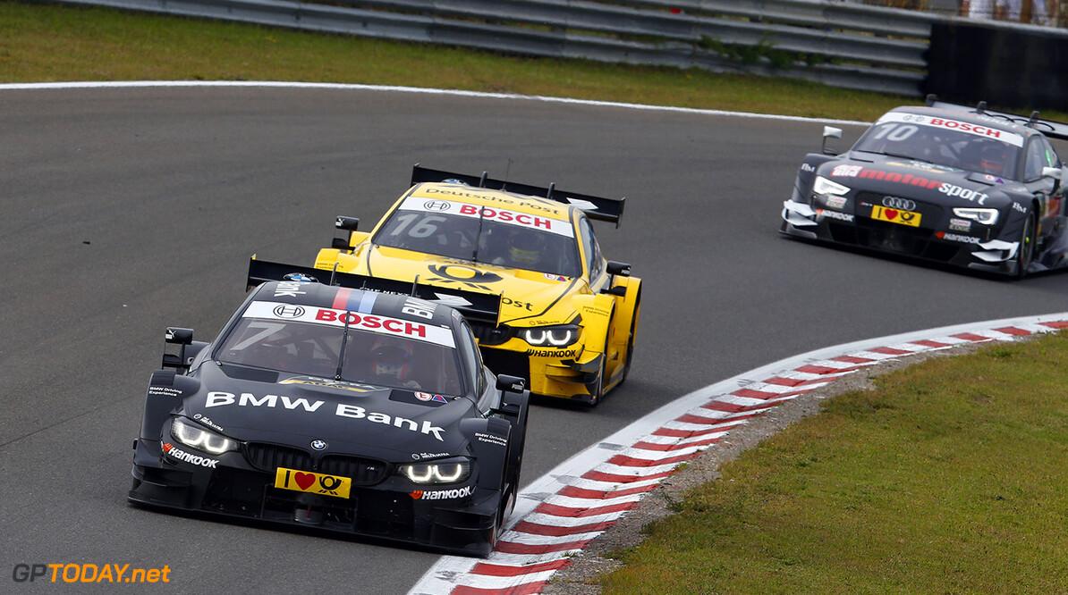 #7 Bruno Spengler, BMW M4 DTM, #16 Timo Glock, BMW M4 DTM